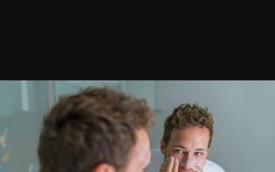 Oczyszczanie cery – treściwy poradnik dla mężczyzn