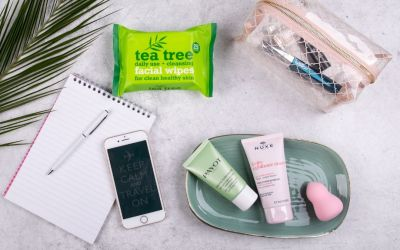 Мини туристически комплекти на парфюми и козметика за безгрижната лятна ваканция