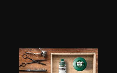 Proraso – priateľ barberov pri úprave pánskej brady i fúzov