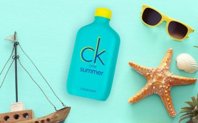 Calvin Klein Summer 2020: Nové vône tohtoročného leta